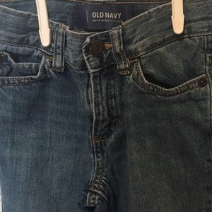 Old Navy boot cut jeans boys size 3T